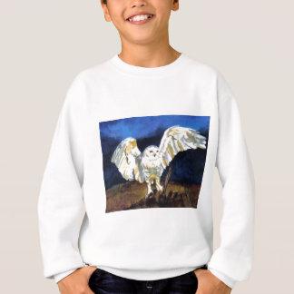 Sweatshirt Hibou de Milou par Paula Atwell