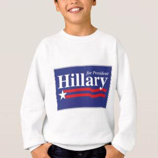 Sweatshirt Hillary pour le président !