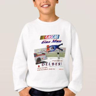 Sweatshirt Homme NASCAR de gaz de Delbert
