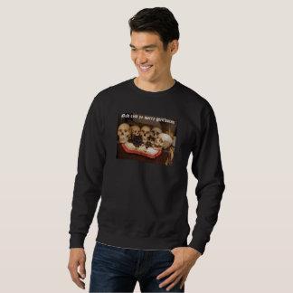Sweatshirt i art et graphiques, messieurs du YE