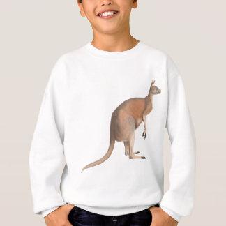 Sweatshirt Illustration vintage de kangourou