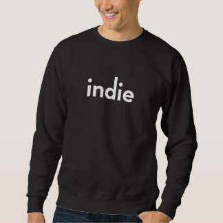 sweatshirt indépendant