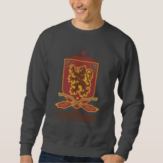 Sweatshirt Insigne de Harry Potter | Gryffindor QUIDDITCH™