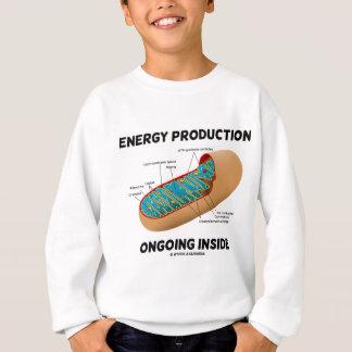 Sweatshirt Intérieur actuel de production énergétique