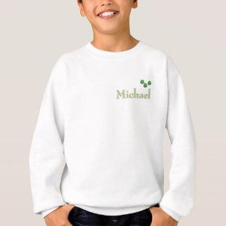 Sweatshirt Irlandais de Michael