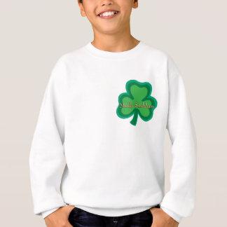Sweatshirt Irlandais de Siobhan d'aquarium populaire