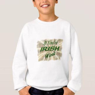 Sweatshirt Irlandais de St Patrick