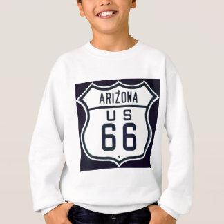 Sweatshirt Itinéraire 66 Arizona