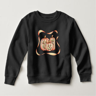Sweatshirt Jack-o-Lanternes de Halloween