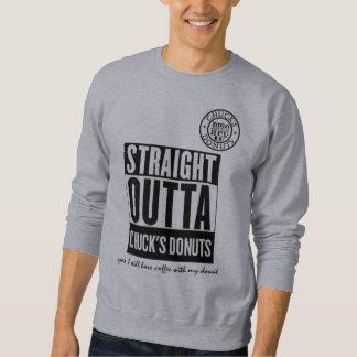 Sweatshirt J'aime des butées toriques de mandrins dans la