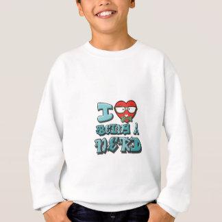 Sweatshirt J'aime être un ballot