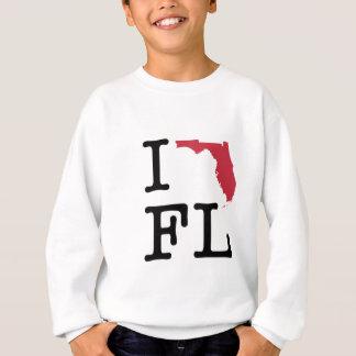 Sweatshirt J'aime la Floride