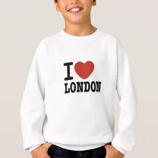 SWEATSHIRT J'AIME LONDRES