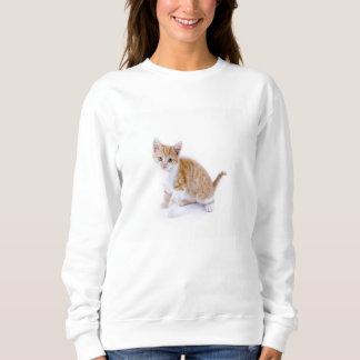 Sweatshirt joli minou