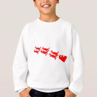 Sweatshirt Kangourou Sleigh