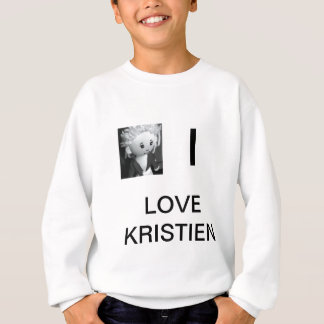 Sweatshirt Kristien Merch 2011