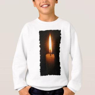 Sweatshirt La bougie brûlante