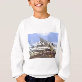Sweatshirt La mer de la glace