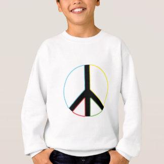 Sweatshirt La paix chantent