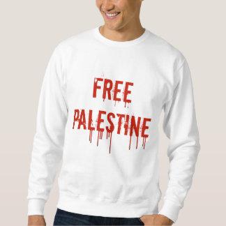 Sweatshirt La Palestine libre