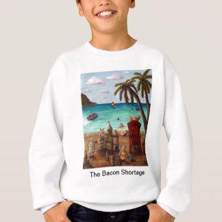Sweatshirt La pénurie de lard