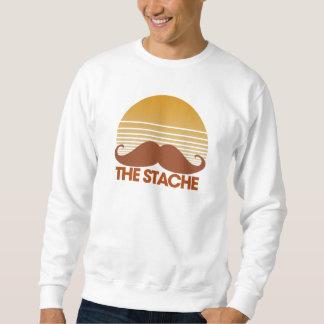 Sweatshirt La rétro conception de Stache
