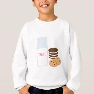 Sweatshirt Lait de biscuits