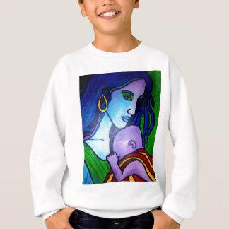 Sweatshirt L'amour de la maman par Piliero