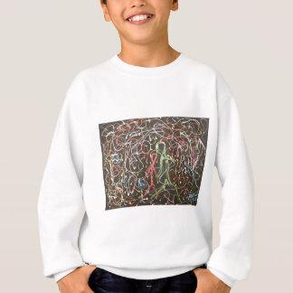 Sweatshirt L'amour est dans le ciel