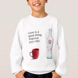 Sweatshirt l'amour est une bonne chose v2.png