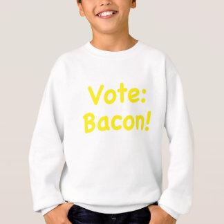Sweatshirt Lard de vote