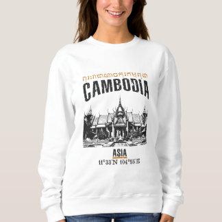 Sweatshirt Le Cambodge