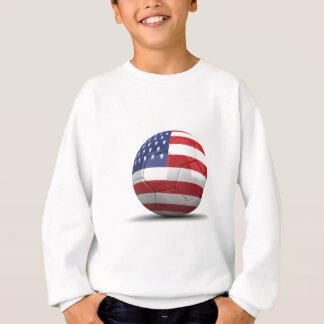 Sweatshirt Le football des Etats-Unis