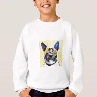 Sweatshirt le meilleur amour du meilleur chien