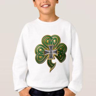 Sweatshirt Le shamrock de fer