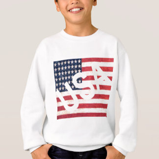 Sweatshirt Les Etats-Unis