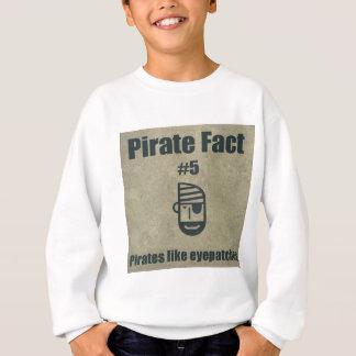 Sweatshirt Les pirates du fait #5 de pirate aiment des caches