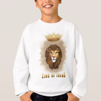 Sweatshirt Lion de Judah