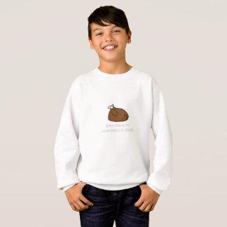 Sweatshirt L'ivresse est prochain thanksgiving de la Turquie