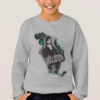 Sweatshirt Logo de graphique de Bellatrix Lestrange