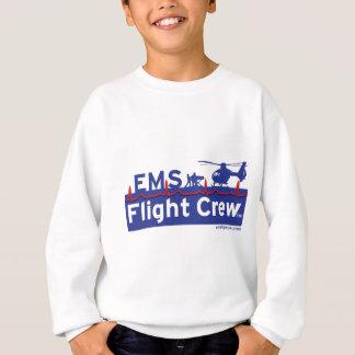 Sweatshirt Logo de remplaçant d'hélicoptère d'équipage des