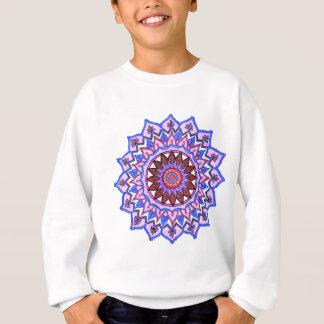Sweatshirt Lotus bleu