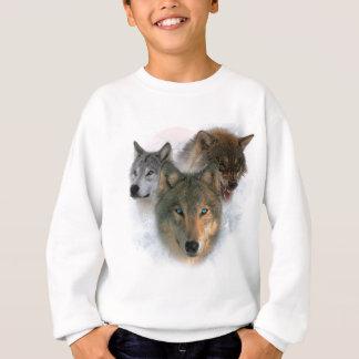 Sweatshirt Loups