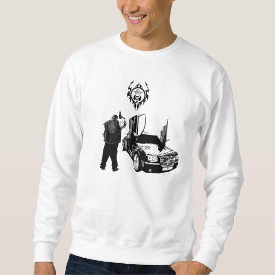Sweatshirt lowrider, KC STYLE