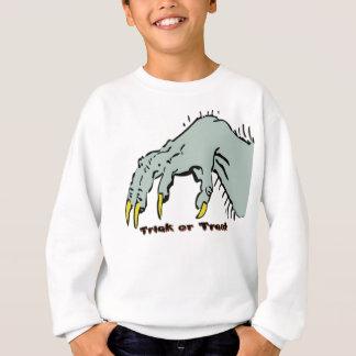 Sweatshirt Main déplaisante de Hallowen