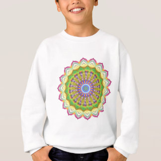 Sweatshirt Mandala - complexité