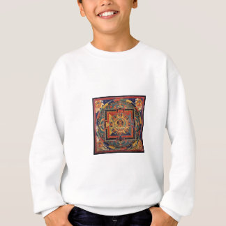 Sweatshirt Mandala d'Amitayus