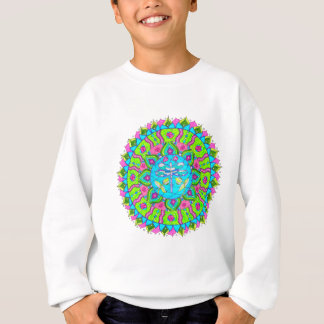"Sweatshirt Mandala de ""brillant"""