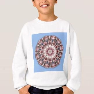 Sweatshirt Mandala de fleur, gloire de printemps