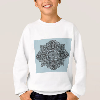Sweatshirt Mandala de henné